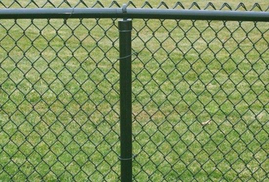 PVC Coated Chain Link Fence BD-07