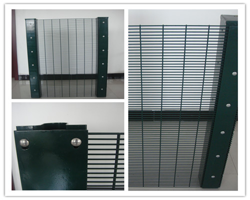 High Security Fence BD-07