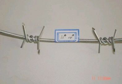 Barbed Iron Wire BD-02