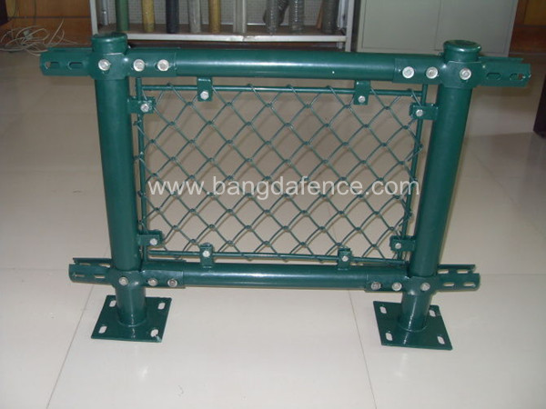 Chain Link Fence BD-01